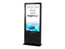 Peerless-AV 55 All-in-One Portrait BrightSign Kiosk, KIPICT555, 34877521, Digital Signage Kiosks & Kiosk Enclosures