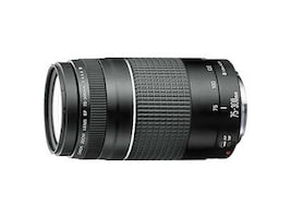Canon Telephoto Zoom Lens: EF 75-300mm f 4-5.6 III, 6473A003, 450802, Camera & Camcorder Lenses & Filters