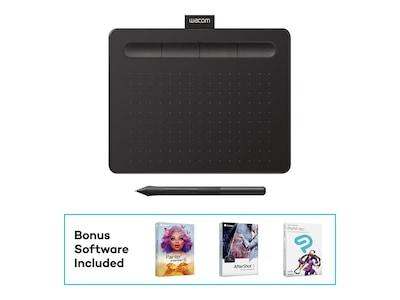 Wacom Small Creative Pen Tablet, Black, CTL4100, 35064055, Graphics Tablets