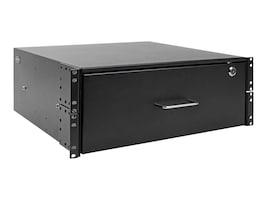 Tripp Lite SmartRack 4U Locking Rackmount Storage Drawer, SRDRAWER4U, 35042331, Rack Mount Accessories
