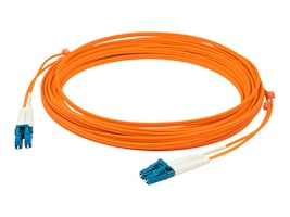 AddOn 6x LC to 6x LC 62.5 125 OM1 Multimode Fiber Cable, Orange, 200m, ADD-TC-200M6-LCLCOM1PPE, 33151075, Cables