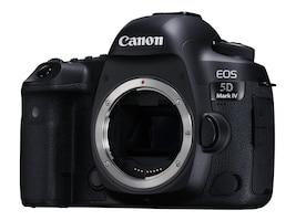 Canon EOS 5D Mark IV DSLR Camera (Body Only), 1483C002, 34573632, Cameras - Digital