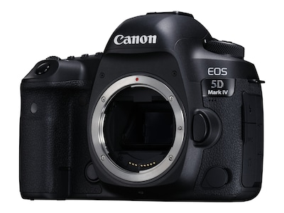 Canon EOS 5D Mark IV DSLR Camera (Body Only), 1483C002, 34573632, Cameras - Digital