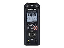 Olympus Linear PCM Recorder LS-P2 w  USB Direct - Black, V414151BU000, 34059220, Voice Recorders & Accessories