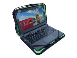InfoCase Case for Chromebooks, Ultrabooks, Laptops w  11.6 Screems, CM-AO-CB11G, 31880581, Carrying Cases - Notebook