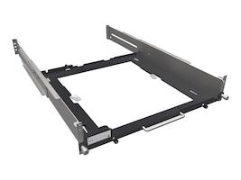 HP Z2 Z4 Depth Adjust Fixed Rail Rack Kit, W6D62AA, 33100139, Rack Mount Accessories