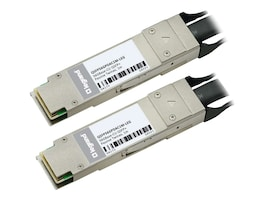 C2G (Cables To Go) QSFP56GPDAC1M-LEG Main Image from Left-angle