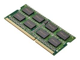 PNY 8GB PC3-12800L DDR3L SDRAM SODIMM, MN8GSD31600LV, 29830770, Memory