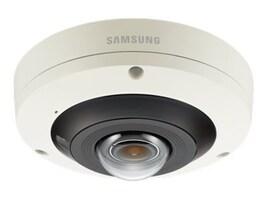 Samsung 4K IR Fisheye Vandal Dome Camera, White, PNF-9010RV, 32835740, Cameras - Security
