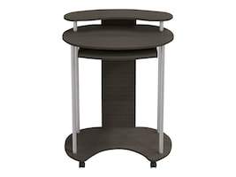 Balt Up-Rite Standing Mobile Workstation Teak, 91105, 35717731, Furniture - Miscellaneous