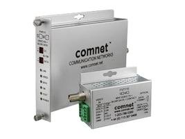 Comnet RECEIVER TRANSCEIVER 1RACKSLOT, FVR110M1, 35406254, Video Extenders & Splitters