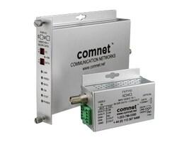 Comnet Multimode 10-Bit Digitally Encoded Video Receiver Data Transceiver for BiLinx & Bi-Phase Control, FVR110M1, 35406254, Video Extenders & Splitters