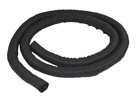 StarTech.com Cable-Management Sleeve, Cord Concealing, Polyster Nylon, Trimmable, 15ft, WKSTNCM2, 37297160, Rack Cable Management