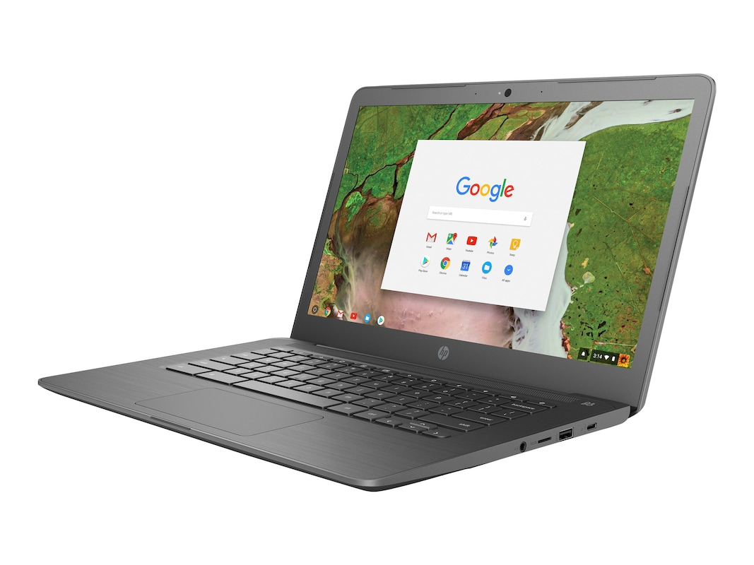 HP Chromebook 14 G5 1 1GHz Celeron 14in display (3UZ95UT#ABA)