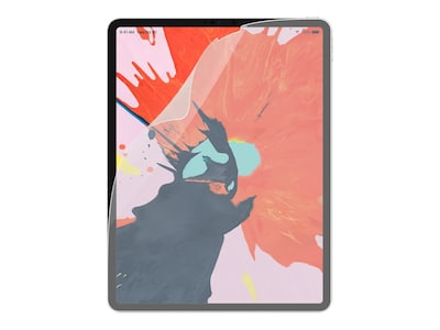 Targus Clear Screen Protector for 12.9 iPad Pro G3, AWV144GL, 36588176, Protective & Dust Covers