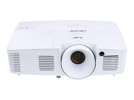 Acer X117H SVGA 3D DLP Projector, 3600 Lumens, White, MR.JP211.00C, 33135104, Projectors