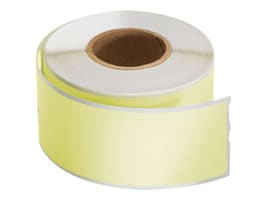 DYMO Address Labels - Yellow 1 1 8 x 3 1 2, 30255, 9406, Paper, Labels & Other Print Media