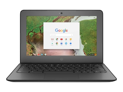 HP Chromebook 11 G6 EE 1.1GHz Celeron 11.6in display, 3NU57UT#ABA, 35077497, Notebooks
