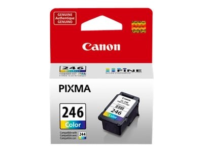 Canon CL-246 Color Ink Cartridge, 8281B001, 16074611, Ink Cartridges & Ink Refill Kits - OEM