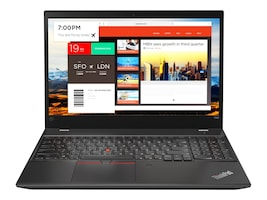 Lenovo TopSeller ThinkPad T580 1.8GHz Core i7 15.6in display, 20L9001MUS, 35071221, Notebooks