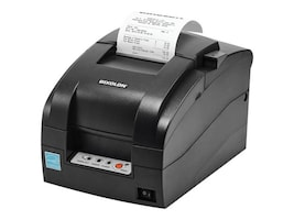 Bixolon SRP-275III 9-pin 3 Parallel USB Receipt Printer - Black w  Autocutter, USB Cable & Power Supply, SRP-275IIICOPG, 33755506, Printers - POS Receipt