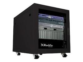 Gizmac XRackPro2 12U, Black, XR-NRE2-US-BLK, 7678703, Racks & Cabinets