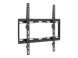 Manhattan Universal Flat-Panel TV Low-Profile Wall Mount for 32-55 Displays, Black, 460934, 19964598, Stands & Mounts - AV