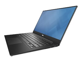 Dell XPS 13 9360 Core i5-7200U 2.5GHz 8GB 128GB SSD ac BT 13.3 FHD W10P64, 6W3DR, 33702965, Notebooks