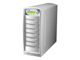 Vinpower SharkNet DVD CD USB 1:6 Network Tower Duplicator w  Hard Drive, SHARKNET-6T-DVD, 15129325, Disc Duplicators
