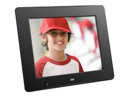 Aluratek 8 Motion Sensor Digital Frame, ADMSF108F, 20657608, Digital Picture Frames