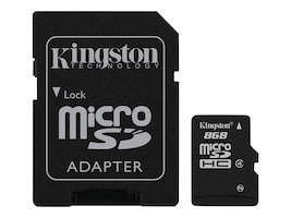 Kingston SDC4/8GB Main Image from Front