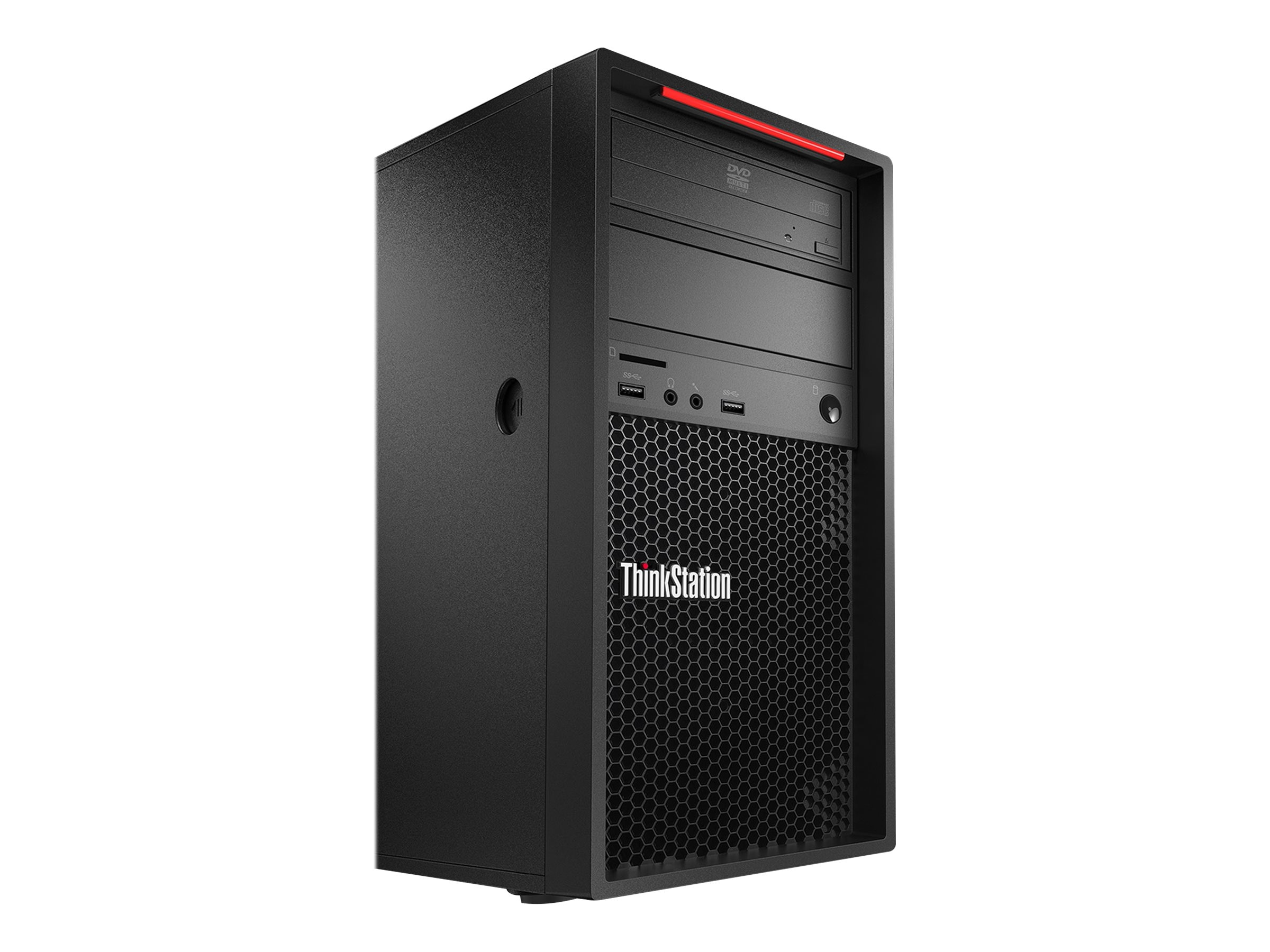 Lenovo ThinkStation P520c 3 6GHz Xeon Windows 10 Pro 64-bit Edition