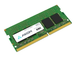 Axiom Dell Compatible 8GB PC4-21300 260-pin DDR4 SDRAM SODIMM, A9206671-AX, 36408227, Memory