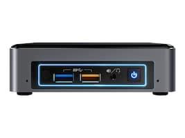 Intel NUC 7 Home DM Core i5-7260U 3.4GHz 8GB 256GB SSD Iris640 ac BT GbE W10H64, BOXNUC7I5BNKP, 34860367, Desktops