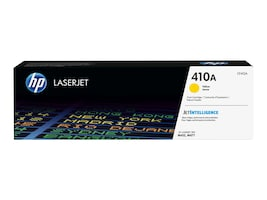 HP 410A (CF412A) Yellow Original LaserJet Toner Cartridge w  JetIntelligence for HP LaserJet Pro M452, CF412A, 30686074, Toner and Imaging Components