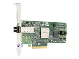 Lenovo Emulex 8Gb FC Single-Port HBA for System X, 42D0485, 17962038, Host Bus Adapters (HBAs)