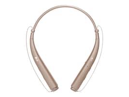 LG Tone Pro BT Headset - Gold, HBS-780.ACUSGDI, 35008854, Headsets (w/ microphone)