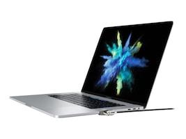 Compulocks MacBook Touchbar Ledge Slot Adapter w  Keyed Cable Lock, MBPRLDGTB01KL, 33704338, Locks & Security Hardware