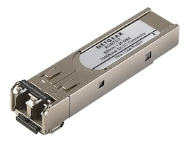 Netgear GbE 1000BaseSX SFP LC MM Transceiver, AGM731F, 456972, Network Transceivers