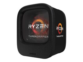 AMD Processor, AMD 12C Ryzen Threadripper 1920X 3.5GHz 4.0GHz Turbo 32MB L3 Cache 180W 2667MHz DDR4, YD192XA8AEWOF, 34558070, Processor Upgrades