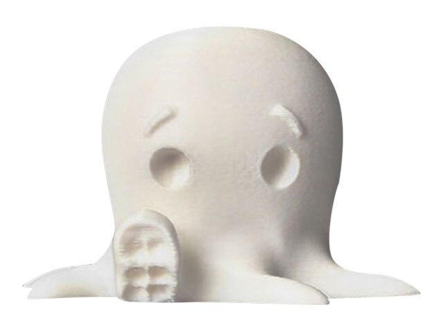 MakerBot True White PLA Filament Small Spool