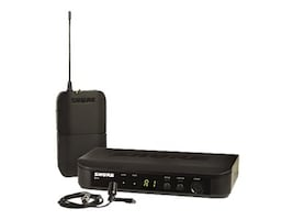 Shure Wireless Lavalier Microphone System - H10 Band, BLX14/CVL-H10, 36423507, Microphones & Accessories