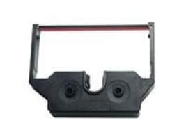 ERC-02RB Red Black Ribbon, R2087, 16765075, Printer Ribbons