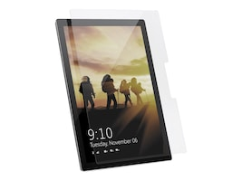 Urban Armor MICROSOFT SURFACE GO GLASS SCREEN-CLEAR, 321070110000, 36626911, Protective & Dust Covers