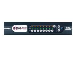 8-channel analog break-in box w  BLU link & switchable Phantom Power per channel (half rack width), BSSBLU-BIB-M, 41115988, Stereo Components