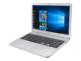Samsung Notebook 5 AMD Ryzen 5 2500U 2.0GHz 8GB 1TB ac BT WC 15.6 FHD W10H, NP550XTA-K01US, 36652983, Notebooks