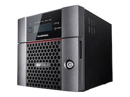 BUFFALO 4TB TeraStation 5210DN 2-Bay Desktop NAS, TS5210DN0402, 33591548, Network Attached Storage