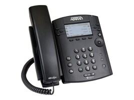 Adtran VVX 300 6-Line Bus 2-Port 10 100 Switch, 1200853G1, 15612536, VoIP Phones