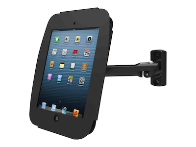 Compulocks Space Reach iPad Pro Swing Arm Mount, Black, 827B290SENB, 31235611, Locks & Security Hardware