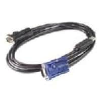 APC USB KVM Cable 25ft, AP5261, 6796548, Cables